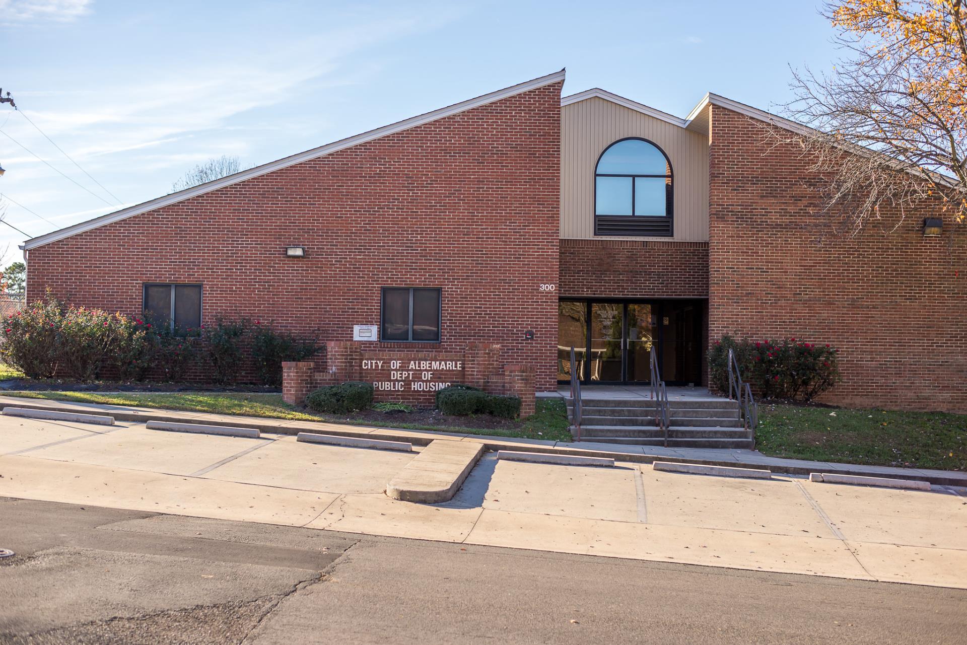 Public Housing   Albemarle, NC