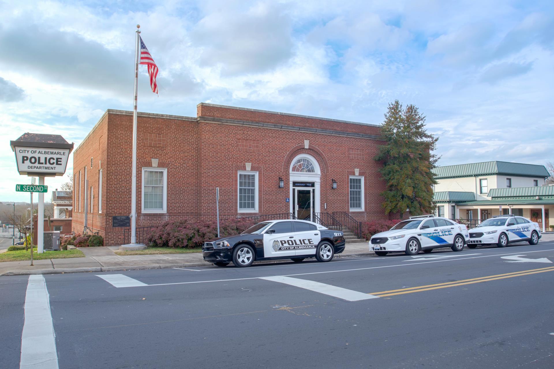 Police Department   Albemarle, NC